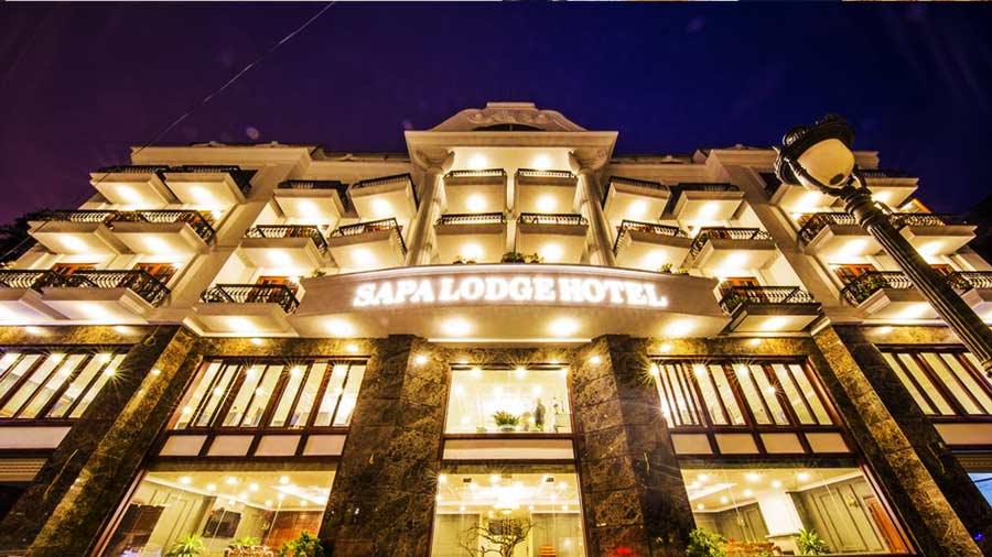 Khách sạn Sapa Lodge tiêu chuẩn Châu Âu