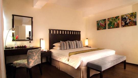 Khách sạn giá tốt tại Singapore