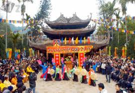 hình anh tai lễ hội chùa Hương