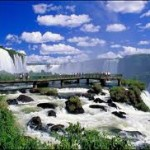 Vẻ đẹp của thác Iguazu.