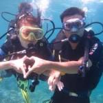 Thú vị với trò lặn biển ở Nha Trang
