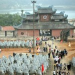 Lễ hội Chùa Bái Đính – Ninh Bình