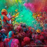 Holi – Lễ hội sắc màu ở Ấn Độ