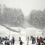 Đến Hàn Quốc tận hưởng lễ hội tuyết núi Taebaesan