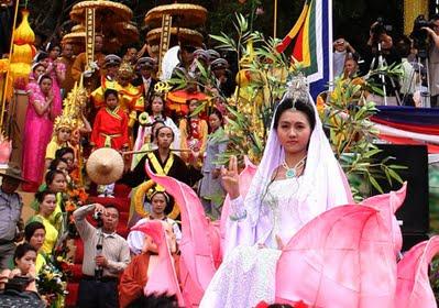 lễ hội quan thế âm