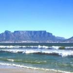 Núi Bàn- biểu tượng của Nam Phi.