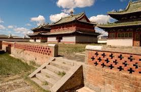 Một tu viện ở orkhon