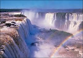 một góc chụp khác của Iguazu.