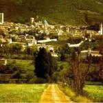 Thị trấn Assisi- Italia.