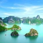 Di sản thiên nhiên thế giới vịnh Hạ Long.