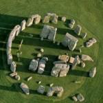 Vòng tròn đá Stonehenge ở Anh.