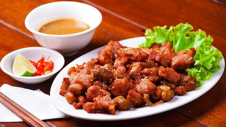 Bê chao Mộc Châu - Đặc sản nổi tiếng Mộc Châu