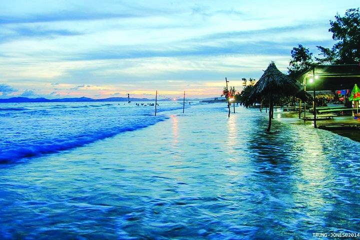 Biển Coto tuyệt đẹp