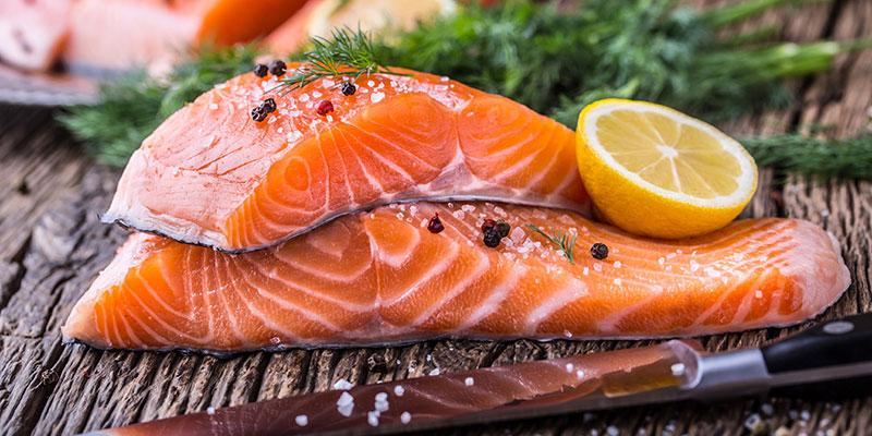 Cá hồi với vị ngon đậm đà, giá trị dinh dưỡng cao được nhiều du khách yêu thích khi du lịch Sapa