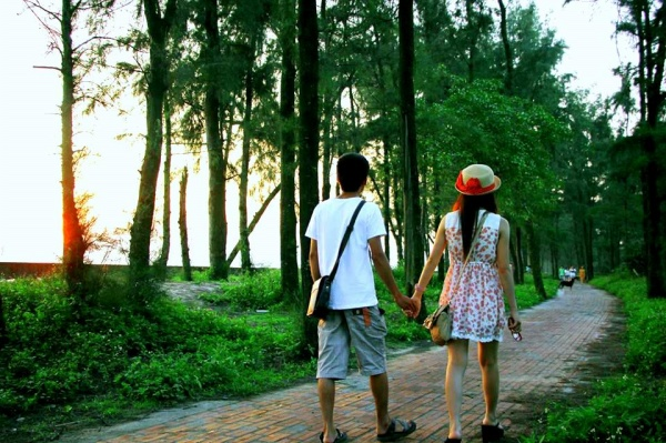 Con đường tình yêu Coto