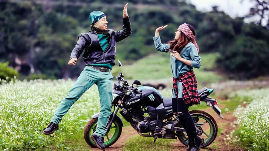 Du lịch Mộc Châu bằng xe máy - Trải nghiệm thú vị không nên bỏ lỡ