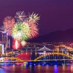 Ngây ngất lễ hội bắn pháo hoa quốc tế Đà Nẵng