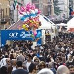 Du lịch lễ hội Chocolate lớn nhất Italy