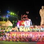 Hồ Chí Minh và lễ hội Làng Sen – Nghệ An