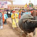 Hà Nam: Lễ hội tịch điền đọi sơn
