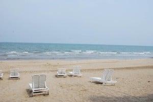 Biển Hải Tiến là điểm đến mới nổi vài năm trở lại đây