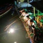 Du lịch Phú Quốc – Câu mực đêm khám phá món quà biển đảo