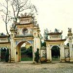Đến với chùa Yên Lạc – Ngôi chùa bình yên nơi cửa biển