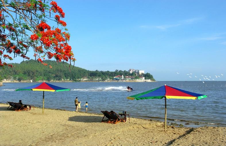 Bãi tắm Đồ Sơn Hải Phòng