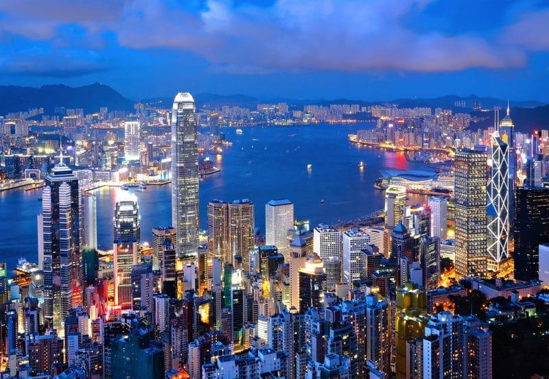 HÀ NỘI – HONG KONG – QUẢNG CHÂU – THẨM QUYẾN 5 NGÀY