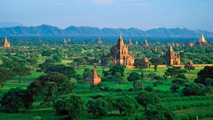 HÀ NỘI – MYANMAR 4 NGÀY
