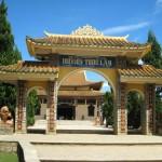 Tìm sự tĩnh tâm tại Thiền viện trúc lâm Đà Lạt