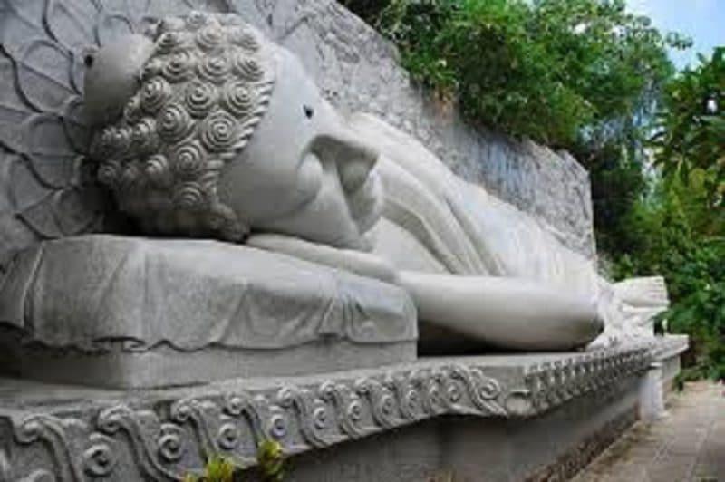 Phật Thích Ka nhập cói niếp bàn