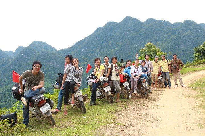 Phượt Tam Đảo được giới trẻ lựa chọn hè 2014