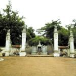Về Nghệ An nhớ ghé qua Đền Cuông