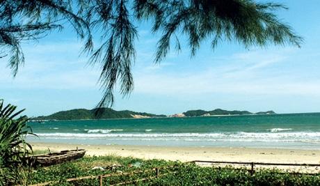 Bãi biển Cô Tô cực đẹp