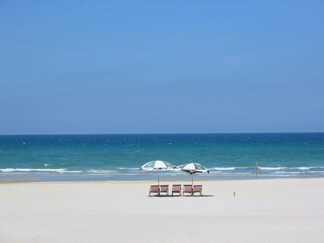 Du lịch biển hè 2014 - biển Non Nước
