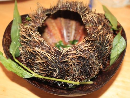 Đi về Cô Tô ăn đặc sản biển Cầu Gai