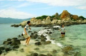 Nét đẹp đảo Bình Ba Nha Trang