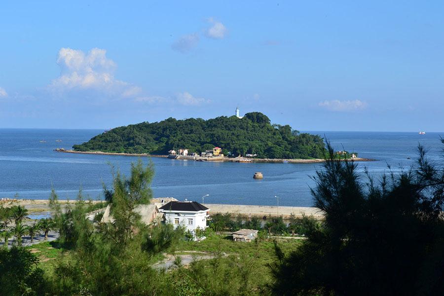 Đảo Hòn Dấu - Điểm đến hấp dẫn của Hải Phòng