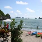 Du lịch Cát Bà khám phá bãi tắm đảo Khỉ