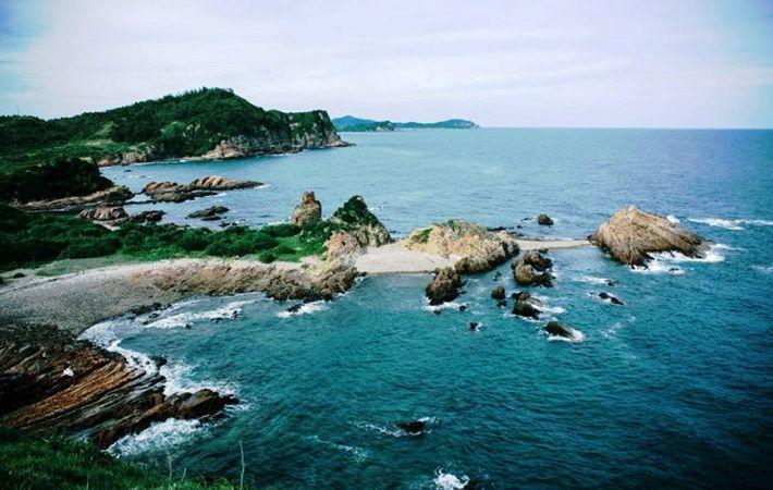 Hòn đảo Ngọc Vừng yên bình, thơ mộng