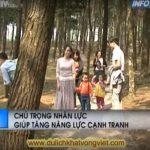 Đào tạo hướng dẫn viên Du lịch dã ngoại – Công ty du lịch Khát Vọng Việt
