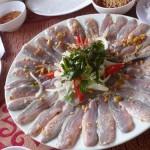 Ẩm thực Phú Quốc – món gỏi cá trích ngon tuyệt