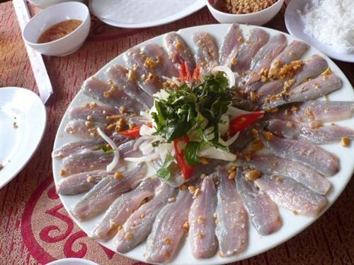 Gởi cá trích Phú Quốc