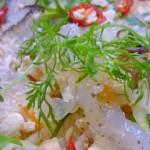 Về Cửa Lò ăn gỏi sứa thanh mát