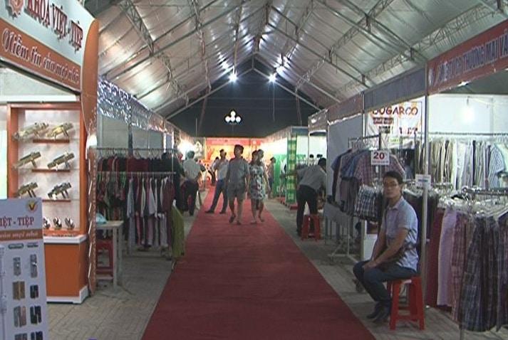 Về Cửa Lò xem hội chợ thương mại du lịch 2014