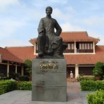 Về Hà Tĩnh thăm khu lưu niệm Nguyễn Du