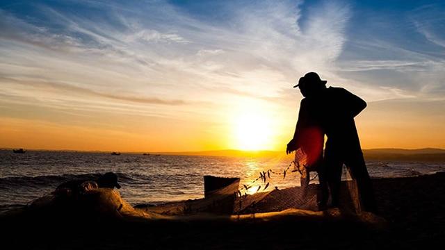 Làng chài Nghi Thủy – Cửa lò vào những ngày bận rộn trong năm