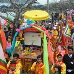 Tham gia lễ hội Đền Mai Bảng – Cửa Lò hàng năm