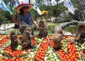 Lễ hội Hoa quả sơn trên Đảo Khỉ Nha Trang